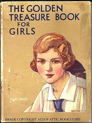 The Golden Treasure Book for Girls: Strang, Mrs Herbert