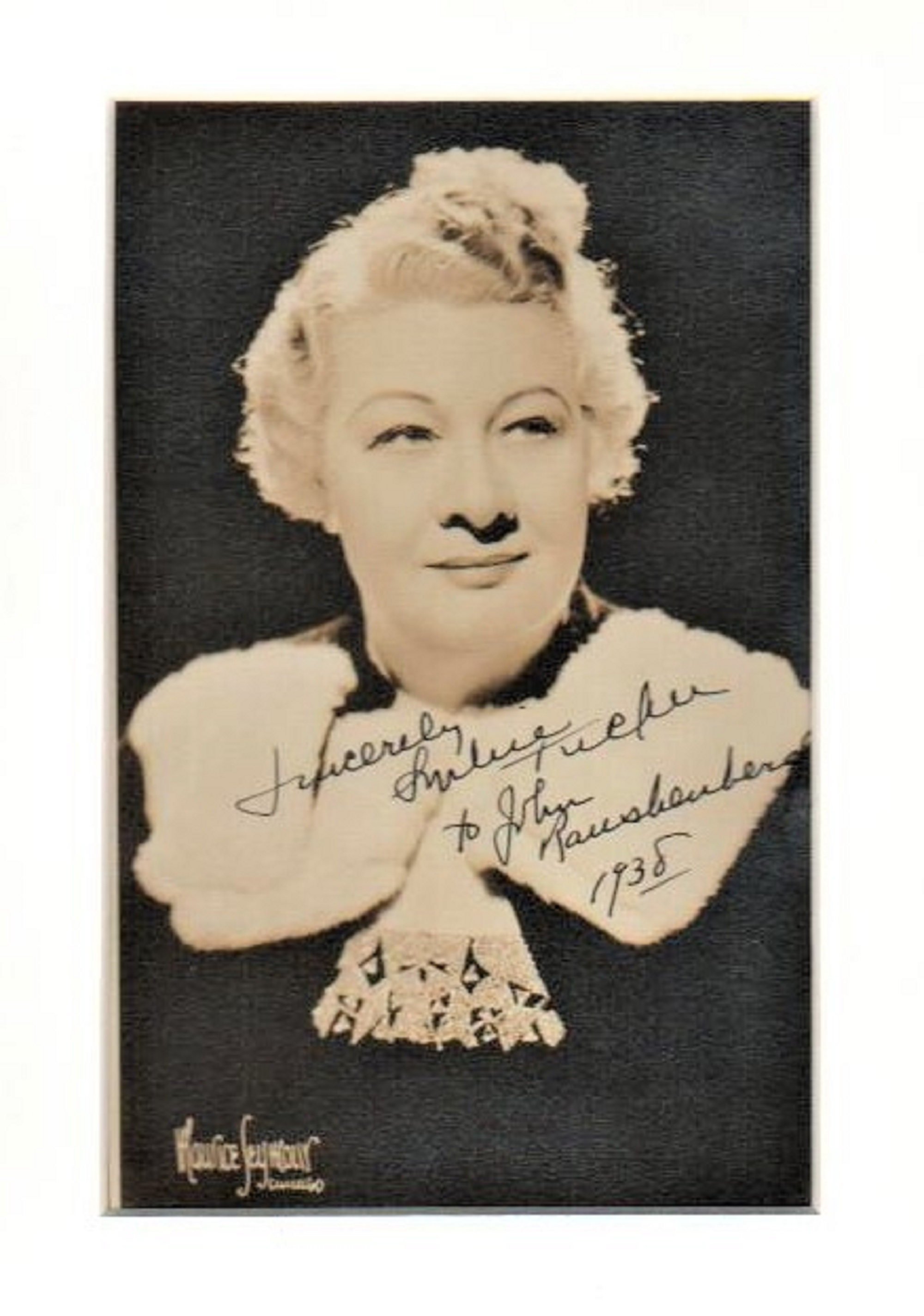 PHOTOGRAPH_SIGNED_BY_SOPHIE_TUCKER_Tucker_Sophie___Softcover