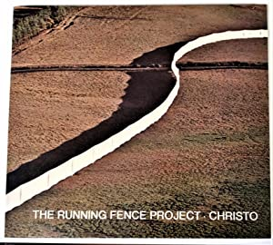 THE RUNNING FENCE PROJECT-CHRISTO