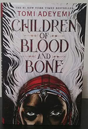 Children of Blood and Bone (Signed)
