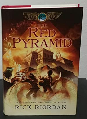 The Red Pyrimid (Signed)