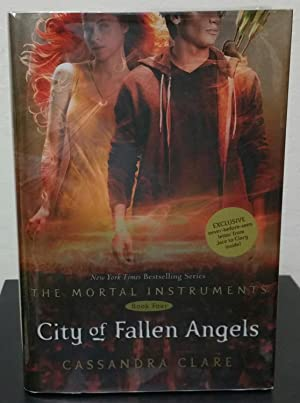 City of Fallen Angels (Signed)