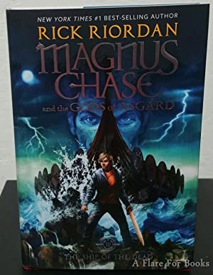 Magnus Chase and the Gods of Asgard: The Ship of the Dead (Signed)