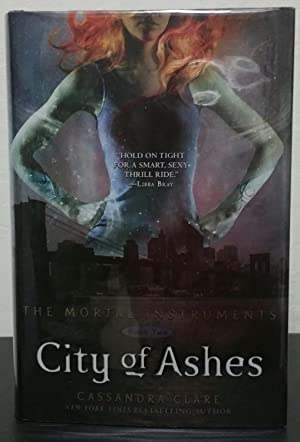 City of Ashes (Signed)