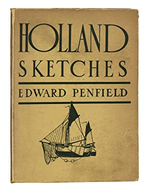 Holland Sketches: Edward Penfield