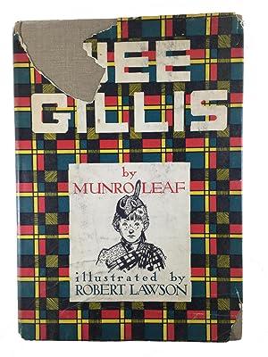Wee Gillis: Munro Leaf (Illustrated by Robert Lawson)