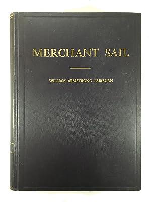 Merchant Sail Volume V: William Armstrong Fairburn