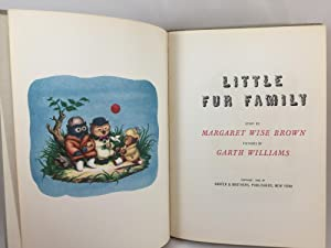 Little Fur Family: Margaret Wise Brown,