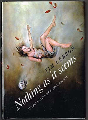 Nothing As It Seems [signed JHC]: Tim Lebbon