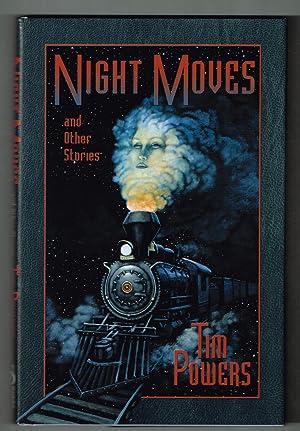 Night Moves: Tim Powers