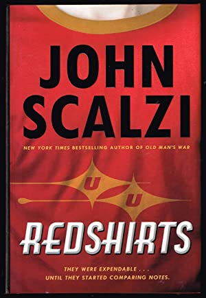 Redshirts: A Novel with Three Codas (Hugo: John Scalzi