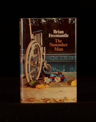 The November Man Brian Freemantle