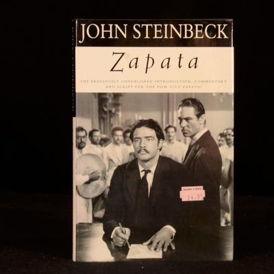 Zapata John Steinbeck Hardcover