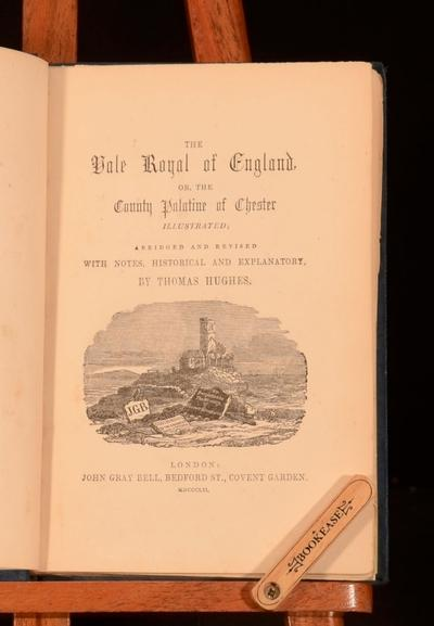 The Vale Royal of England, Thomas Hughes Very Good Hardcover
