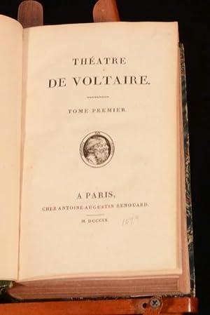 Theatre de Voltaire: Voltaire