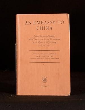 An Embassy to China: J. L. Cranmer-Byng