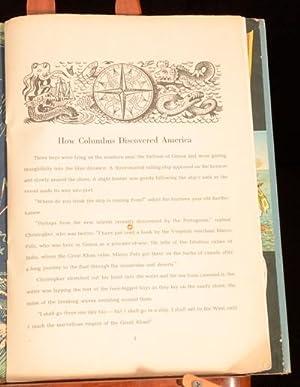 How Columbus Discovered America: Voitech Kubasta