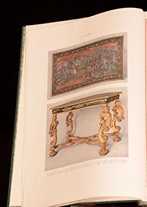 The Dictionary of English Furniture from the: Percy Macquoid and