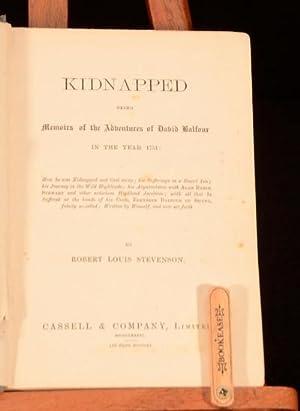 Kidnapped: Robert Louis Stevenson