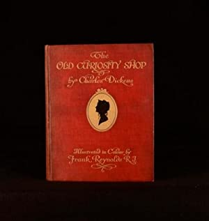The Old Curiosity Shop: Charles Dickens (illustrated