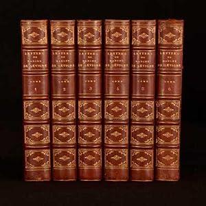Lettres de Madame de Sevigne Avec les: Madame de Sevigne