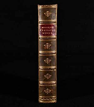 The Poetical Works of Thomas Moore: Thomas Moore; William