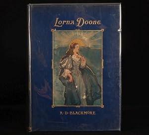 Lorna Doone: A Romance of Exmoor: Richard Doddridge Blackmore