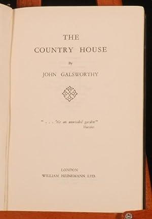 1927-37 15 vols J GALSWORTHY Grove Edition FORSYTE SAGA: John Galsworthy