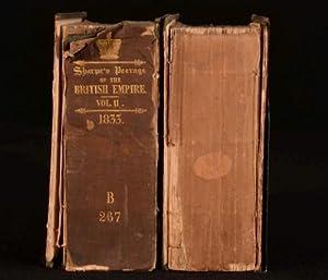 Sharpe's Peerage of the British Empire: N/a