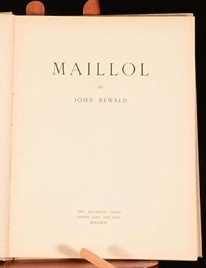Maillol: John Rewald