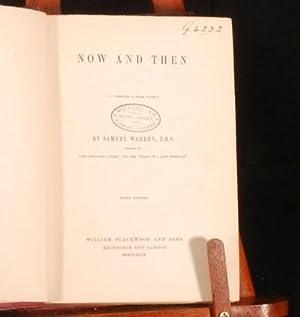 Now and Then: Through a Glass Darkly: Samuel Warren