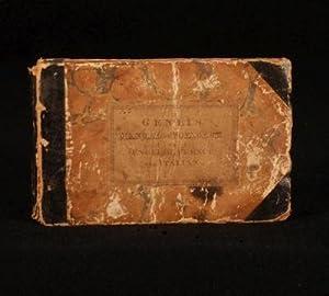 Manuel du Voyageur: Or, the Traveller's Pocket: Madame de Genlis,