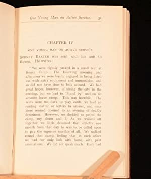 One Young Man: Sir Ernest Hodder-Williams