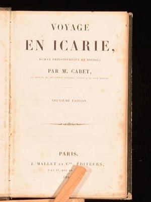 Voyage en Icarie: Etienne Cabet