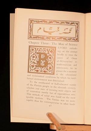The Life of Omar Al-Khayyami: J. K. M. Shirazi