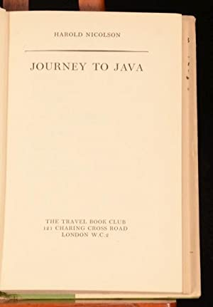 Journey to Java: Harold Nicolson