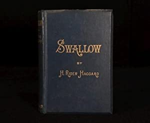 Swallow: H. Rider Haggard; illustrated By Maurice Greiffenhagen