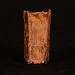 The Bible in Miniature,: Anonymous