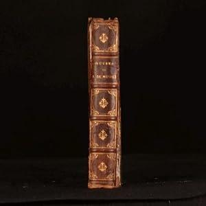 Oeuvres de Alfred de Musset: Alfred de Musset