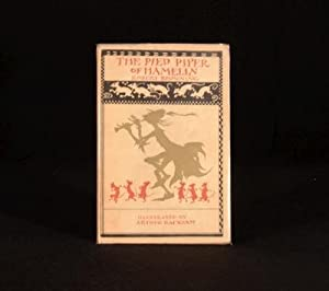 The Pied Piper of Hamelin: Robert Browning; illustrated