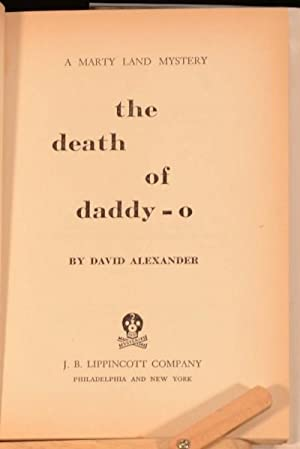 The Death of Daddy-O: David Alexander