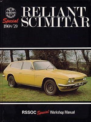 Reliant Scimitar Special 1968/79 : Reliant Scimitar: Reliant Sabre and