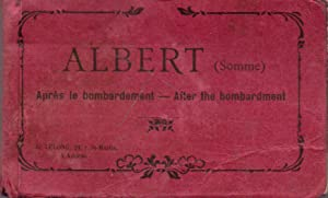 Albert (Somme) After the Bombarment- Apres le: Lelong, G