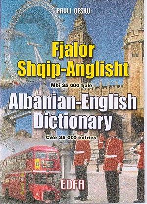 Fjalor-Shqip-Anglisht. Albanian-English Dictionary: Qesku, Pauli