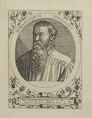 Durnhoferus Theologus.: Lorenz Dürnhofer (1532
