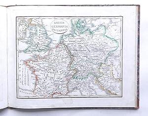 Schul-Atlas der Alten Welt. Nach Mannert, Ukert,: k.A.