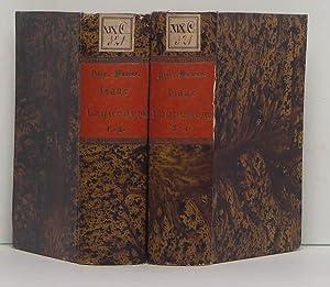 Isaac Laquedem. 4 tomes en 2 volumes: Dumas, Alexandre
