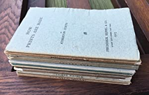Collection of 13 Frederick Keppel & Co.: Various
