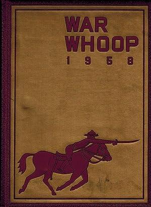 War Whoop 1958: The Class of 1959, Norwich University, Northfield, Vermont (VT): Wolpert, Robert A....