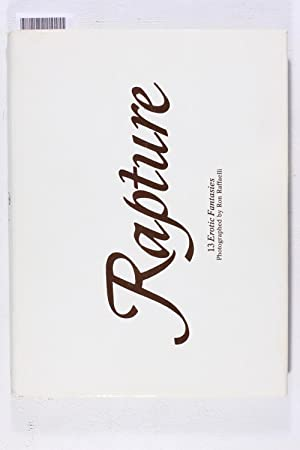 Rapture: Thirteen Erotic Fantasies Photographed by Ron: Raffaelli, Ron with